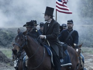 Photo from thelincolnmovie.comSixteenth President Abraham Lincoln has been portrayed in over 40 movies and TV series.