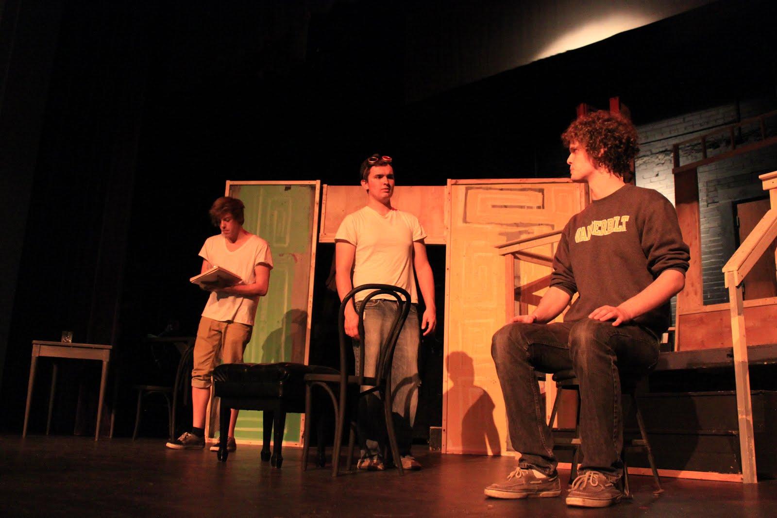 Frankenstein' stomps onto scene in auditorium – ECHO Newspaper