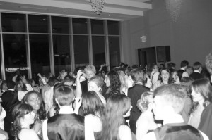 2013's graduating class enjoy the prom at the Hilton Hotel Downtown.  (Photo by Dr. Lee Drake)