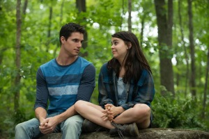 "Robbie Amell and Mae Whitman star in ""The Duff,"" which was released Feb. 20. (c) 2014, CBS Films. Distributed by McClatchyTribune Information Services. (Photo credit: Guy D'Alema/CBS Films/TNS/MCT0"
