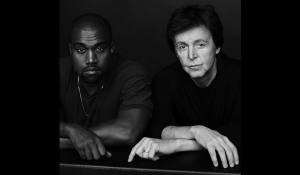 """Only One"" by Kanye West features Paul McCartney and was released New Year's Eve. Photo from www.paulmccartney.com"