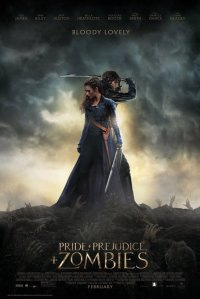 """""""Pride and Prejudice and Zombies"""" has earned $10,907,291 since its Feb. 5, release. Photo from http://www.sonypictures.com/movies/prideandprejudiceandzombies."""