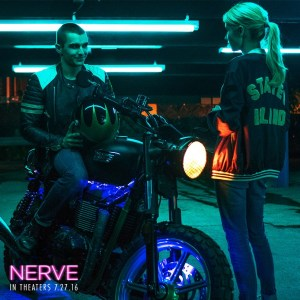 "In its opening weekend, ""Nerve"" grossed nearly $10 million in over 2,500 theaters. Photo from www.playnerve.com"