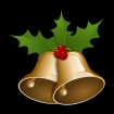 """According to top40.about.com, the most popular Christmas song of all time is """"The Christmas Song"""" performed by Nat King Cole, 1961. Sometimes the song is referred to as """"Chestnuts Roasting on an Open Fire."""" Public domain photo from Asthenic.net"""