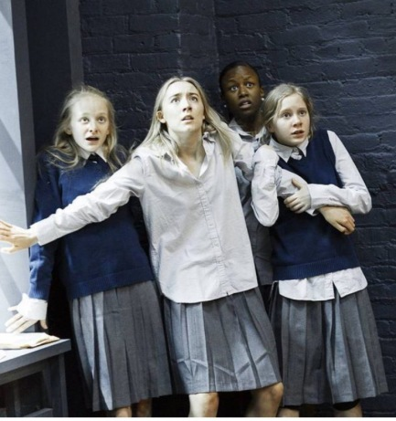 "Elizabeth Teeter performed the Broadway show ""The Crucible."" Photo from Elizabeth Teeter"