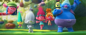 "In its opening weekend, ""Trolls"" grossed nearly $50 million in over 4,000 theaters. Photo from www.dreamworks.com/trolls"