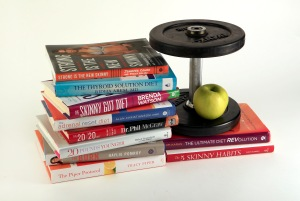 There are plenty of new diet books for 2015 to jump start this year's resolutions. (Glenn Koenig / Los Angeles Times)