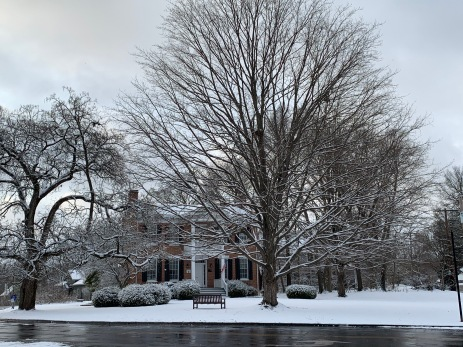 The Hawken House and Webster Groves Historical Society is offering internships through the Experiential Learning Center. Photo by Lydia Urice