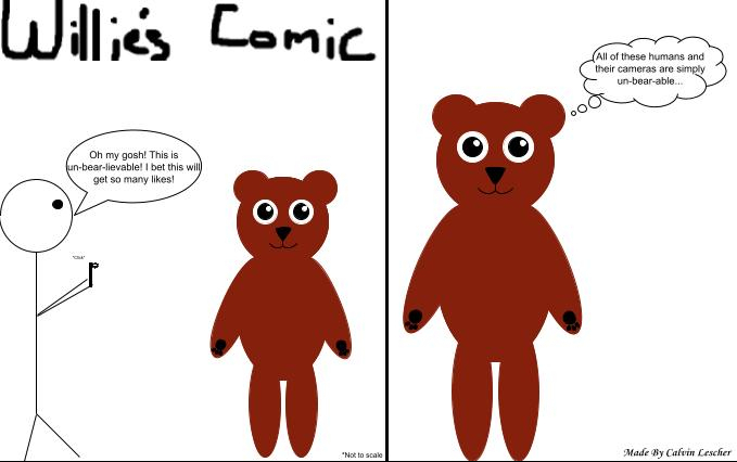 Willies Comic
